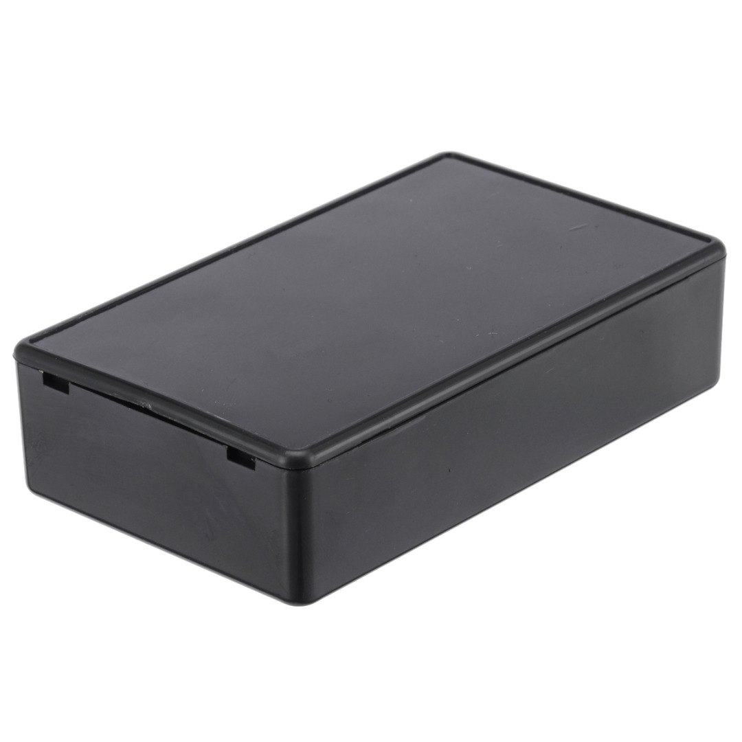 Black Plastic Enclosure Box Waterproof Electronic Project Instrument Case 65x38x22mm/82x52x35mm/90x70x28mm/100x60x25mmBlack Plastic Enclosure Box Waterproof Electronic Project Instrument Case 65x38x22mm/82x52x35mm/90x70x28mm/100x60x25mm