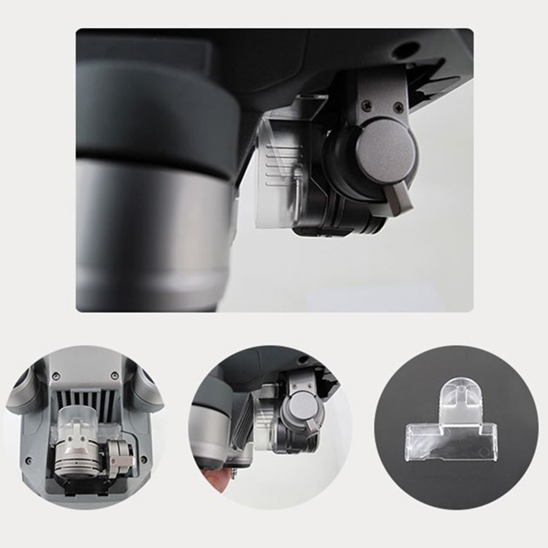Image 5 - 1pcs Lens Cap Camera Protector Cap for DJI Mavic Pro-in Parts & Accessories from Toys & Hobbies
