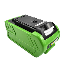 Bonacell For GreenWorks 29282 40V 6000mAh High Quality Rechargeable Li-ion Replacement 29462 29472 22272 29302 29662 29692 Tools
