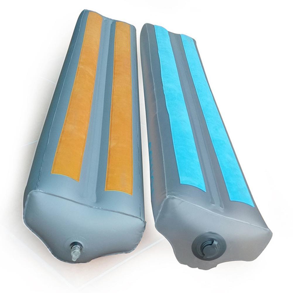 2 Pcs Bett Schienen Stoßstangen Für Kleinkinder Aufblasbare Wasserdicht Sicherheit Nicht Slip Bett Leitplanke Krippe Schiene Für Baby Hause Reise