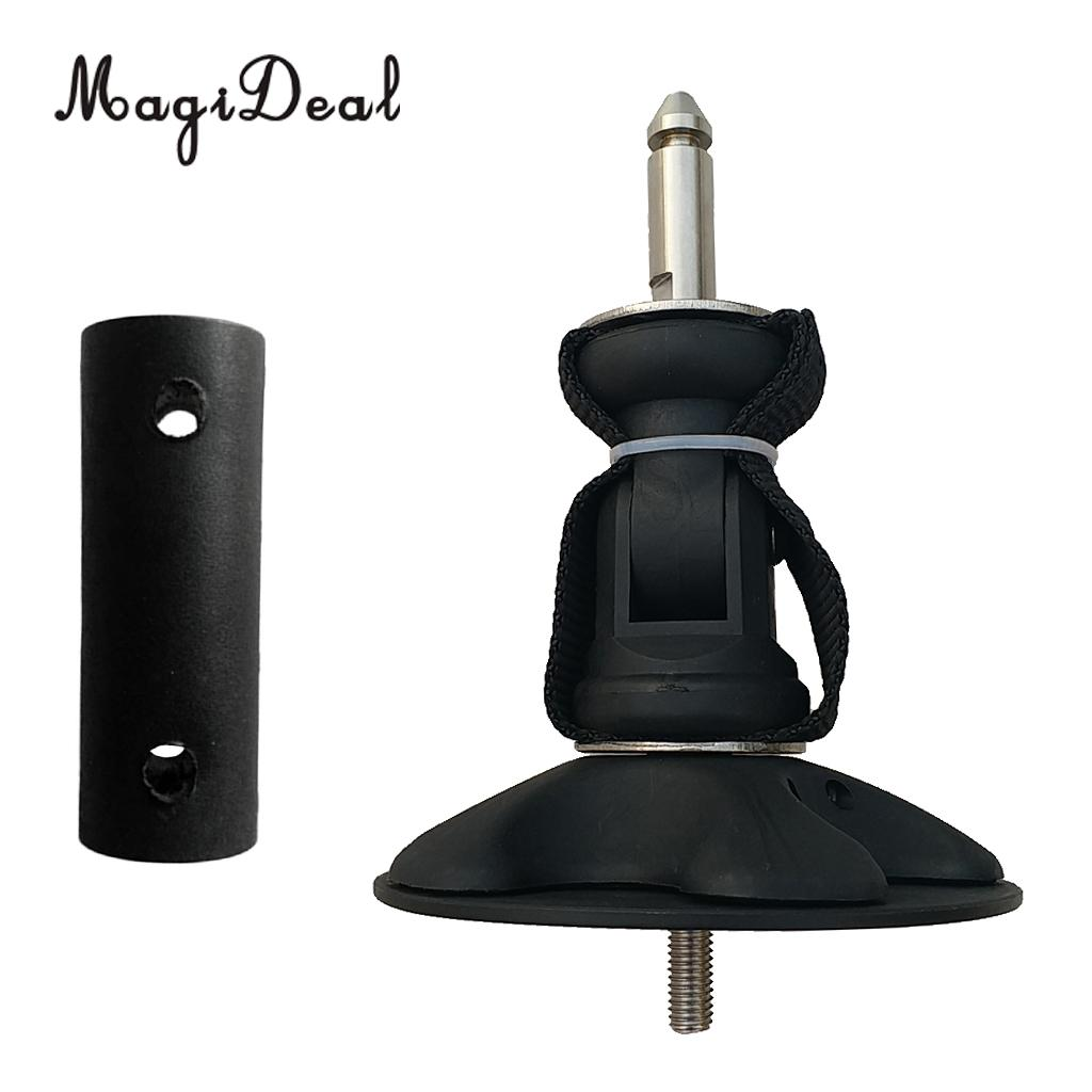 MagiDeal Premium Nylon Standard Windsurfing Mast Foot Base Tendon Joint Spare Parts