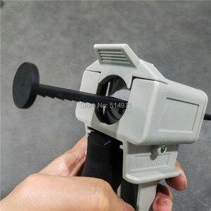 Image 3 - Novecel Colle Pistolet Distributeur pour Cadre Moyen Support Couverture Arrière Colle Propulsion Outils de Réparation De Téléphone Portable