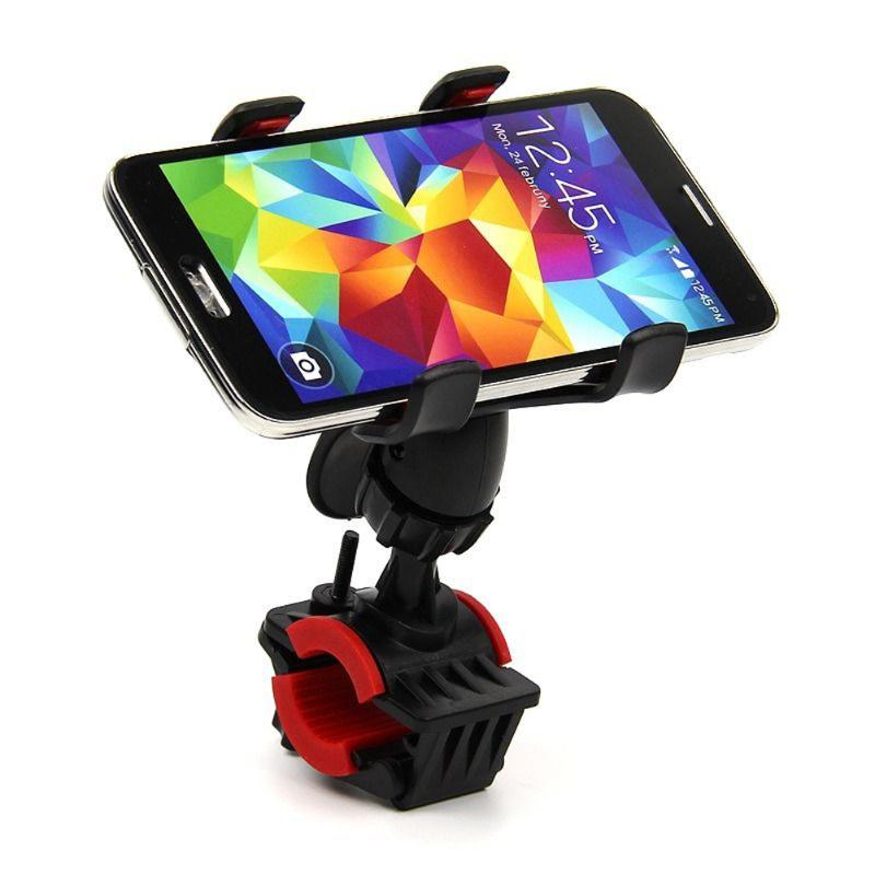 Phone Adjustable Holder Bike Bicycle andlebar Mount Holder Motorcycle H For Cell Phone GPS Bicycle Handlebar Accessiory ciclismo