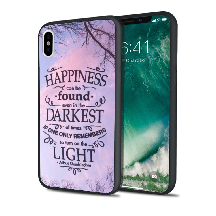 Fundas <font><b>Harry</b></font> <font><b>Potter</b></font> Quotes Black Silicone Phone <font><b>Cases</b></font> for <font><b>iPhone</b></font> XS Max XR 10 X 7 <font><b>8</b></font> Plus 5S 5 SE 6 6S Plus iPod Touch 6 5 Cover. image
