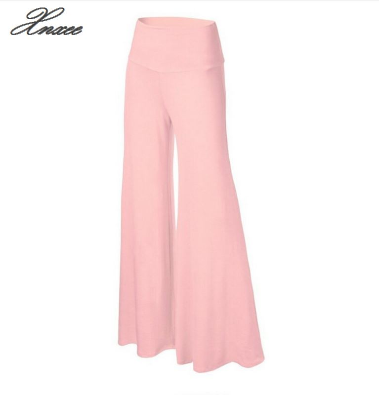 2020 Summer Winter Pants For Women Wide Leg Pants High Waist Trousers Women Pants Plus Big Size