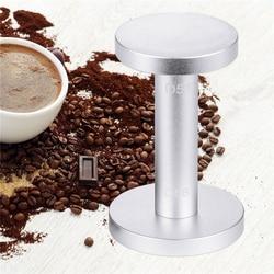 Ubijak do kawy  sabotaż do Espresso Barista sabotaż maszyna do prasy 51/58mm płaska podstawa kawy ziarna naciśnij smak aluminium polerowane w Ubijaki do kawy od Dom i ogród na
