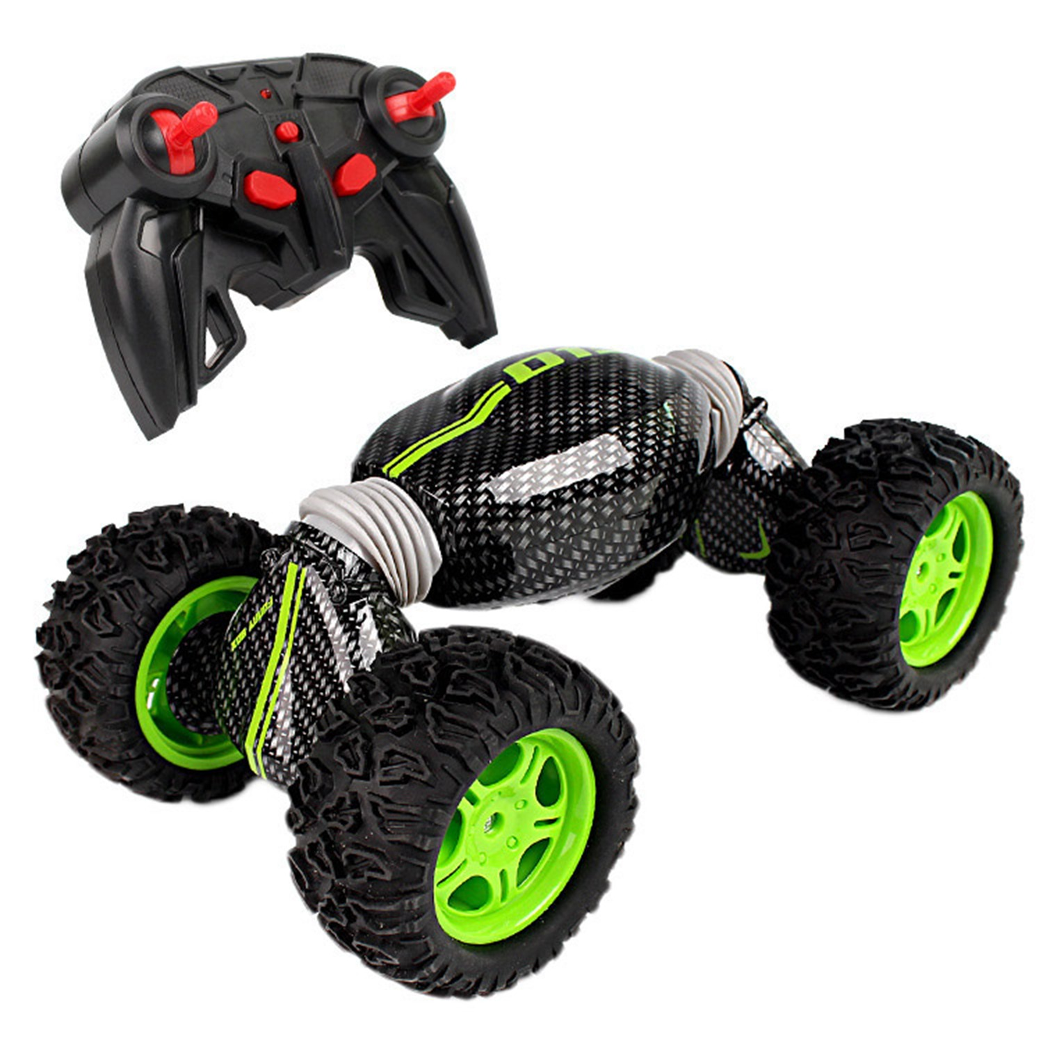 1 12 4WD RC Car Creative Off Road Vehicle 2 4G One Key Transformation Stunt Car