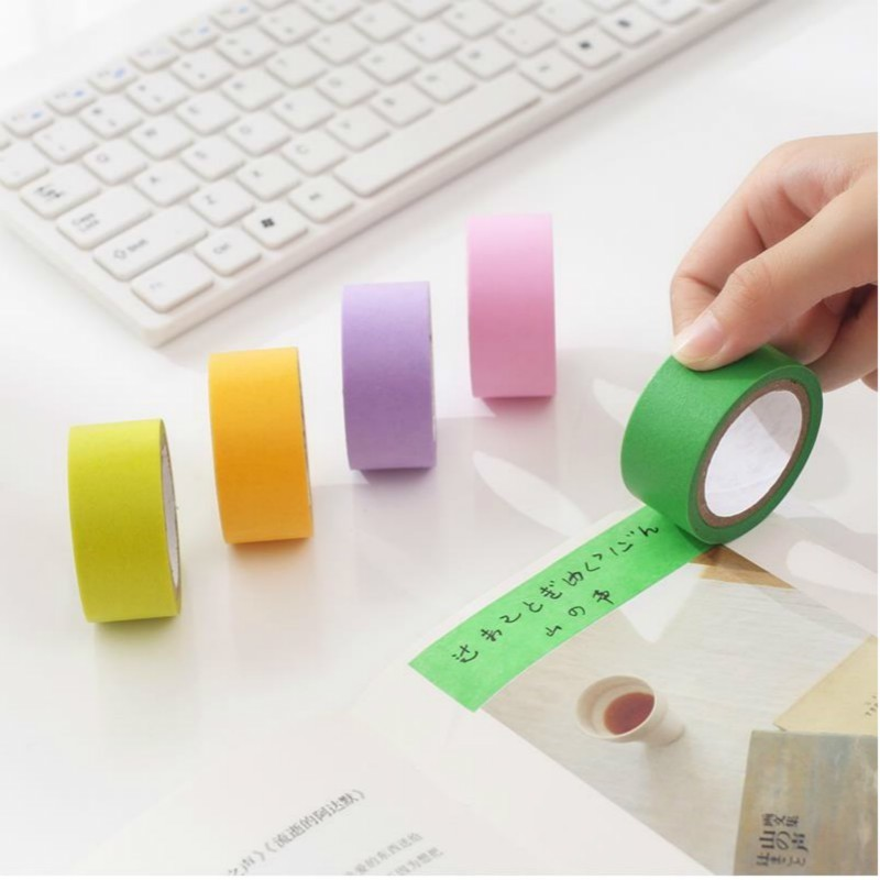 1 PC Colorful Memo Pad Stickers Kitchen Sticky Notes Planner Stickers Notepad Office Decoration School Stationary Supplies 01868