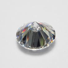 11mm DEF Heart and Arrows Cut VVS Moissanite Super White Diamond 5 carat for Ring