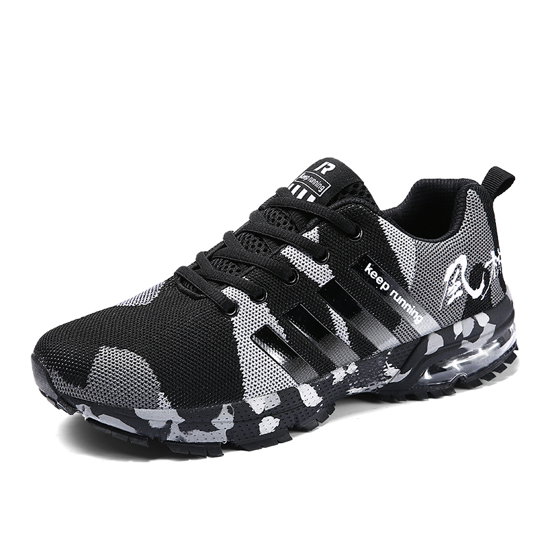 2019 New listing Running Shoes Non-slip Outdoor Men Sneakers Trainer Shoes  Women Breathable sport shoes Unisex Chinese character 291848de7760
