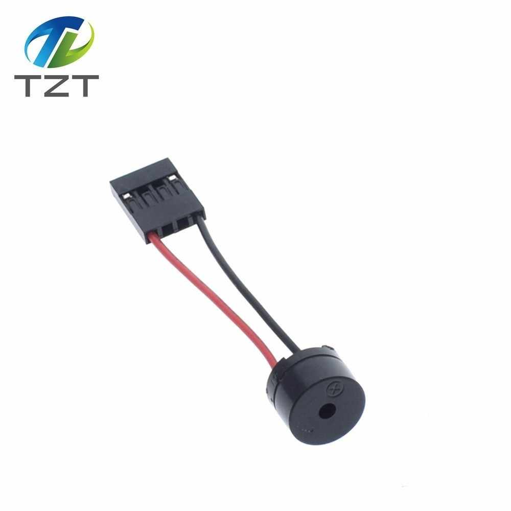 TZT Mini Plug Speaker For PC Interanal BIOS Computer Motherboard Mini Onboard Case Buzzer Board Beep Alarm NEW