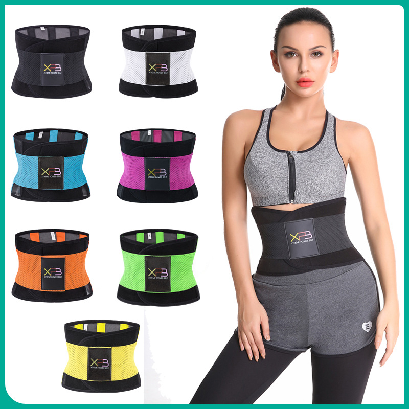 Kenntnisreich Frauen Extreme Power Gürtel Heißer Abnehmen Body Shaper Taille Trainer Trimmer Fitness Korsett Bauch-steuer Shapewear Magen Trainer Modernes Design Damen-dessous