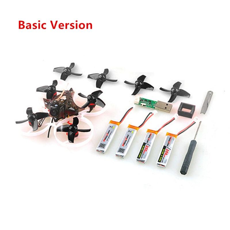 Mobula 7 75mm 2S Indoor Brushless Whoop FPV Drone 0802 Motor Crazybee F3 PRO Flight Controller Frsky Flysky DSM-2/X Receiver drone x pro