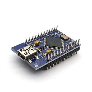 Image 4 - Mini USB ATmega32U4 Pro Micro 5 V 16 MHz Bord Modul/Leonardo ATMega 32U4 Controller Pro Micro Ersetzen pro Mini Für Arduino