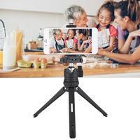 Desktop Mini Tripod Aluminum for Phone DSLR SLR Camera with Gradienter Hot Sell