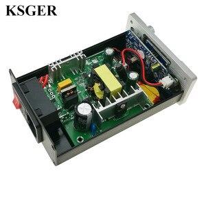 Image 5 - عدة لحام إصنعها بنفسك من كسجير STM32 2.1S OLED 1.3 شاشة عرض تحكم في درجة الحرارة مكواة لحام إلكترونية رقمية T12 أطراف حديد