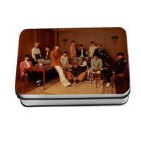 Kpop Seventeen You Made My Dawn HD Фотокарта The8 DK новый Альбом Polaroid ЛОМО фото карта с металлической коробке 40 шт./компл./