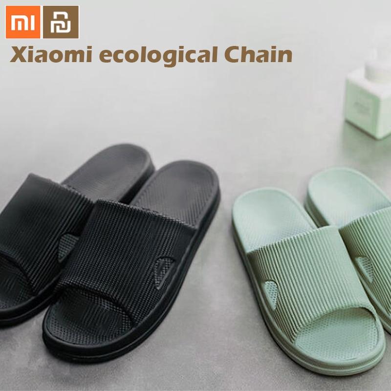 Xiaomi mijia Slippers Soft Ladies Man Kids Bathing Sandals Children Casual Shoes Non slip Home Shower