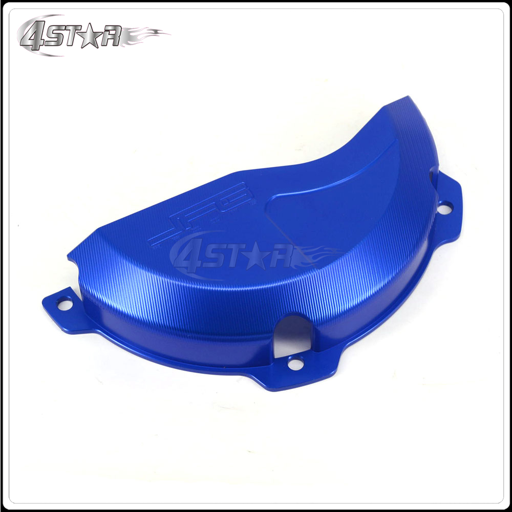 Motorbike CNC Right Engine Case Stator Clutch Cover Guard For Husaberg TE250 TE300 2010-2014 EXC250 EXC300 09-16 SX250 09-15