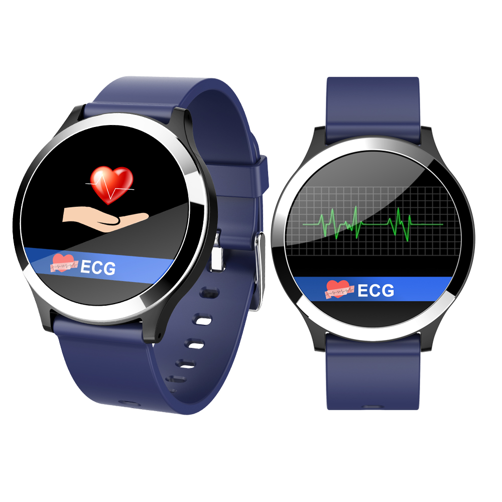 Bakeey B65 ECG+PPG Blood Pressure Heart Rate Monitor IP67 Intelligent Reminder Smart WatchBakeey B65 ECG+PPG Blood Pressure Heart Rate Monitor IP67 Intelligent Reminder Smart Watch