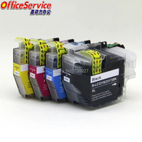 4X LC3319XL Compatible Ink Cartridge For Brother MFC J5330DW/MFC J5730DW/MFC J6530DW/MFC J6730DW/MFC J6930DW printer