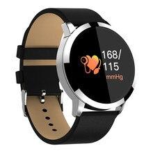 Usb зарядка умный Браслет кровяное давление монитор умные часы мужские напоминания о вызовах беспроводные устройства для Android IOS цифровые часы