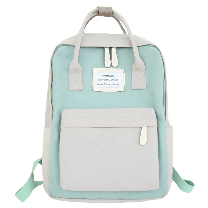 Fashion Lady Backpack Waterproof Canvas Travel Backpack Girls BagFashion Lady Backpack Waterproof Canvas Travel Backpack Girls Bag