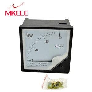 42L6 (кВт MK42L6 (кВт 380В 5А) мощность Swr Ватт метр указатель диагностический инструмент Wattmeter Электрический инструмент тестер 0-60