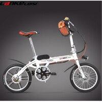 Tb311108/Elektrische Fahrrad 16-zoll mini-tragbare lithium-batterie elektrische auto/36V erwachsene elektrische bikes/elektrostatische farbe