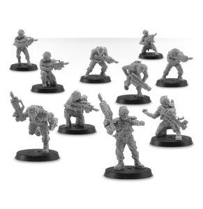 Image 1 - Elysian Goccia Troop Squad