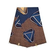2019 the last design african wax prints fabric cotton in ankara chiffon print high quality V-L 139
