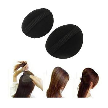 New Arrivals 2pcs/Set Best Selling Romantic Princess Head Secret Pad Beehive Accessory Lovely Noble Fashion Dish Hair Tools image