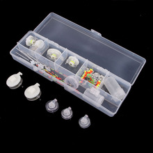 Multifunctional Fishing Tackle Box Set With Ice Reels Spinning Line For Outdoor Equipment