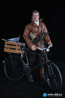 1/6 весы Велоспорт солдаты Пит фигурку комплект F80078 французский сопротивление организации игрушечные лошадки Модель Коллекция