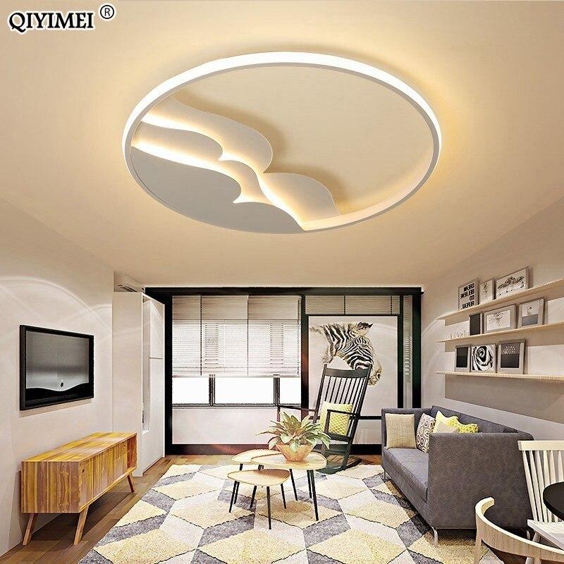 Licht & Beleuchtung Moderne Neue Decke Lichter Für Wohnzimmer Schlafzimmer Dimmbare Fernbedienung Lampen Hause Beleuchtung Geändert Farbe Leuchte Schraube Fixiert Deckenleuchten