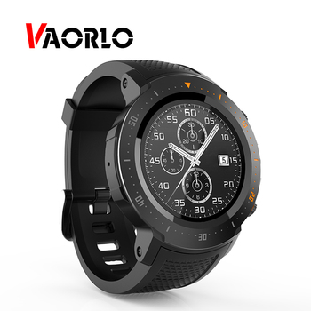 VAORLO A4 Smart Watch 16GB ROM Waterproof Sport GPS Smartwatch Heart Rate Tracker Call Reminder Electronic Watch For IOS Android