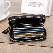 Mrs. RFID multi-card purse, multi-function certificate card case