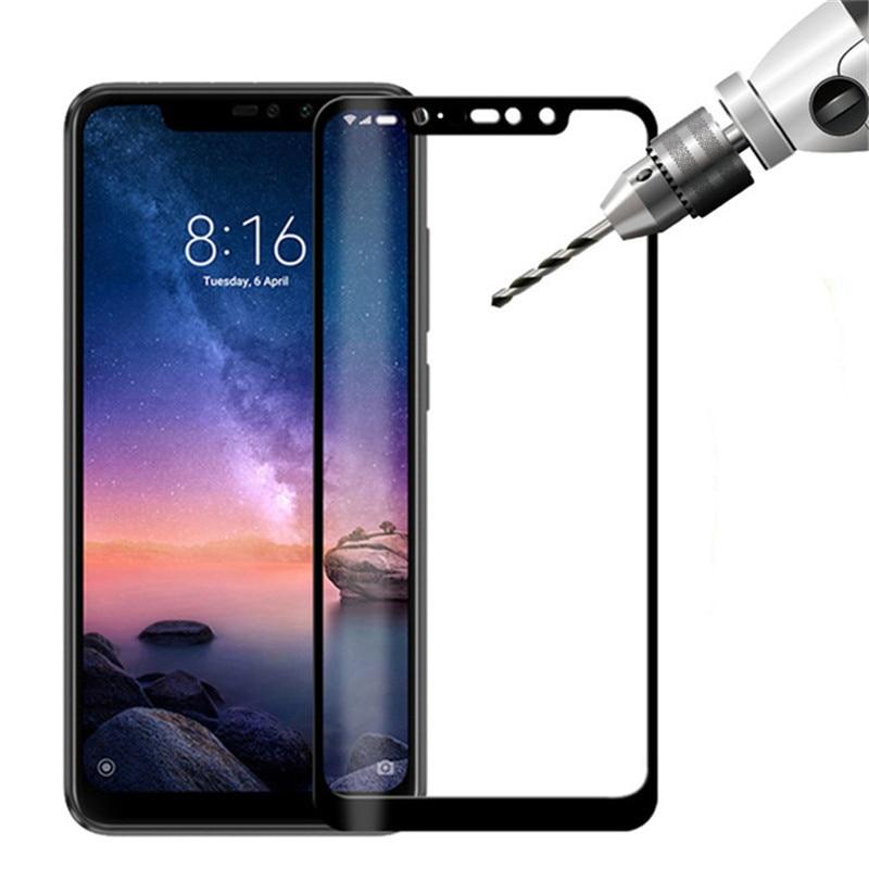 3D Protective Glass on the For Xiaomi Redmi Note 6 Pro Tempered Glass Redmi 6 Pro Note6 Pro Screen Protector Redmi 6Pro Film(China)