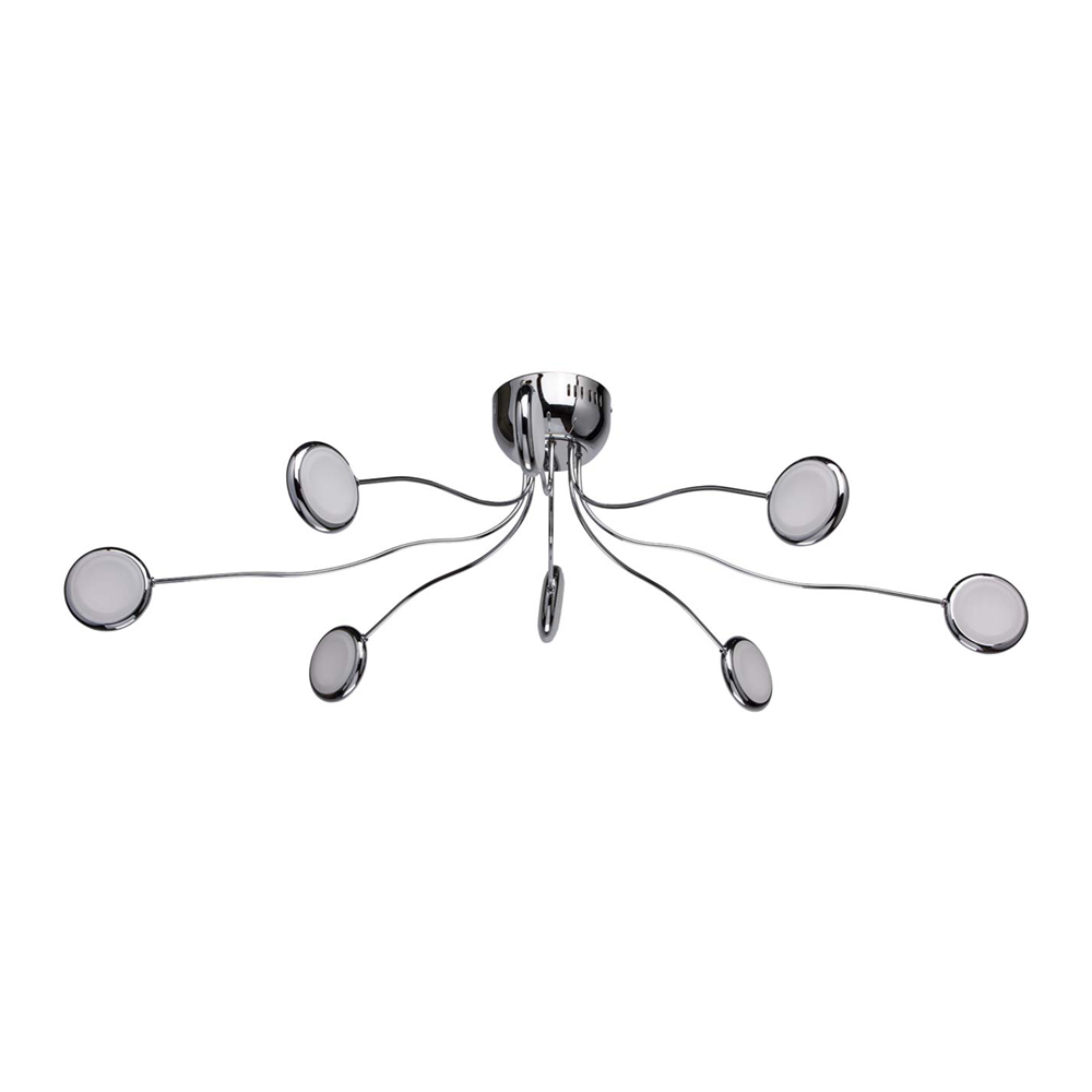 Ceiling Lights De-Markt 609013408 lighting chandeliers lamp