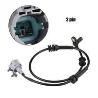 Sensor de Velocidade Da Roda de Freio do carro para Infiniti QX56 Base 2004 2005 2006 2007 para Nissan Armada Titan 2005 2006 2007 frente ABS|Sensores ABS| |  -