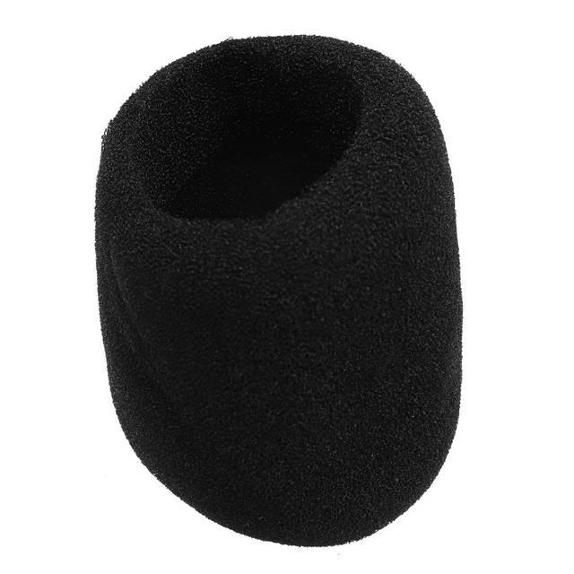 Windscreen Microphone Sponge Windproof Mic Cover Foam Filter For ZOOM H1 H 1 H-1 Handy Recorder Windshield Pops Filter Screen 1