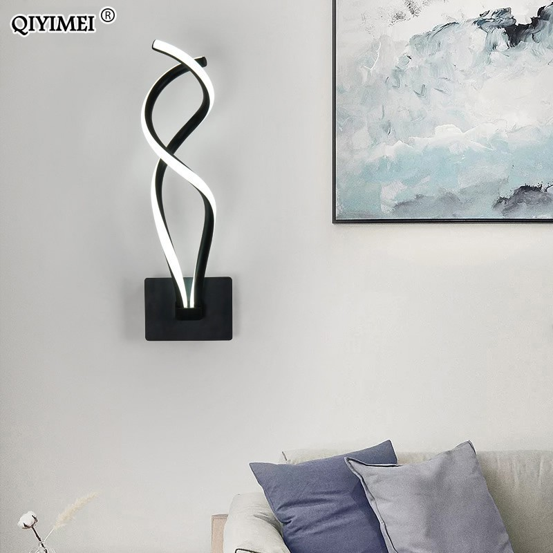 24w Modern LED Wall Lights for Bedroom Beside Lighting Hotel Room Decoration Lamp Indoor Wall Lamp