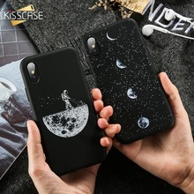 KISSCASE מקרה עבור Xiaomi Pocophone F1 יפה חלל דפוס טלפון מקרה עבור Xiaomi 8 פרו 8 Lite 8 A2 לייט a2 A1 Capinhas Coque תיק מארז עבור xiaomi mi 9 הערה 5 pocophone f1 mi a2