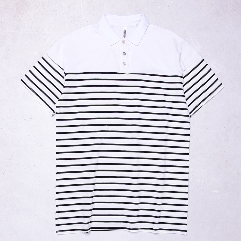 HEE GRAND Slim   Polo   2018 Summer Striped Breathable Men   Polo   Shirt Popular Casual Short-sleeve   Polo   Shirt Men Youth MTP474