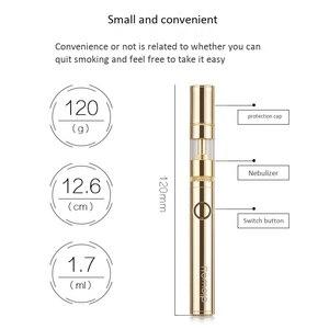 Image 3 - Dicway 18K Cigarette électronique vaporisateur Kit 510 fil Vape stylo 650Mah batterie 1.7Ml atomiseur Vaper