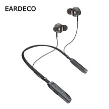 EARDECO Large Battery Wireless Headphones Sport Stereo Bluetooth Earphone Headphone with mic Ear Bass Earphones Earbuds Headset