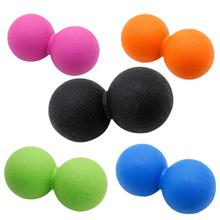 TPE Lacrosse Ball Gym Fitness Ball Therapy Relax Exercise Po