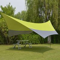 Outdoor Sun Awning Camping Oversized Tent UV Protection Canopy Waterproof Outdoor Tent Pergola Sun Shelter Shade Garden Top Roof