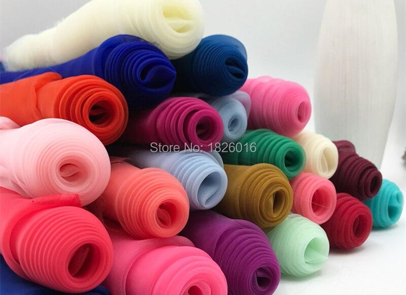 ZENGIA 100x140cm Organza, Wedding Decoration Silk Organza Fabric For Curtains/dress, Fabric For Wedding, Wedding Party Fabric