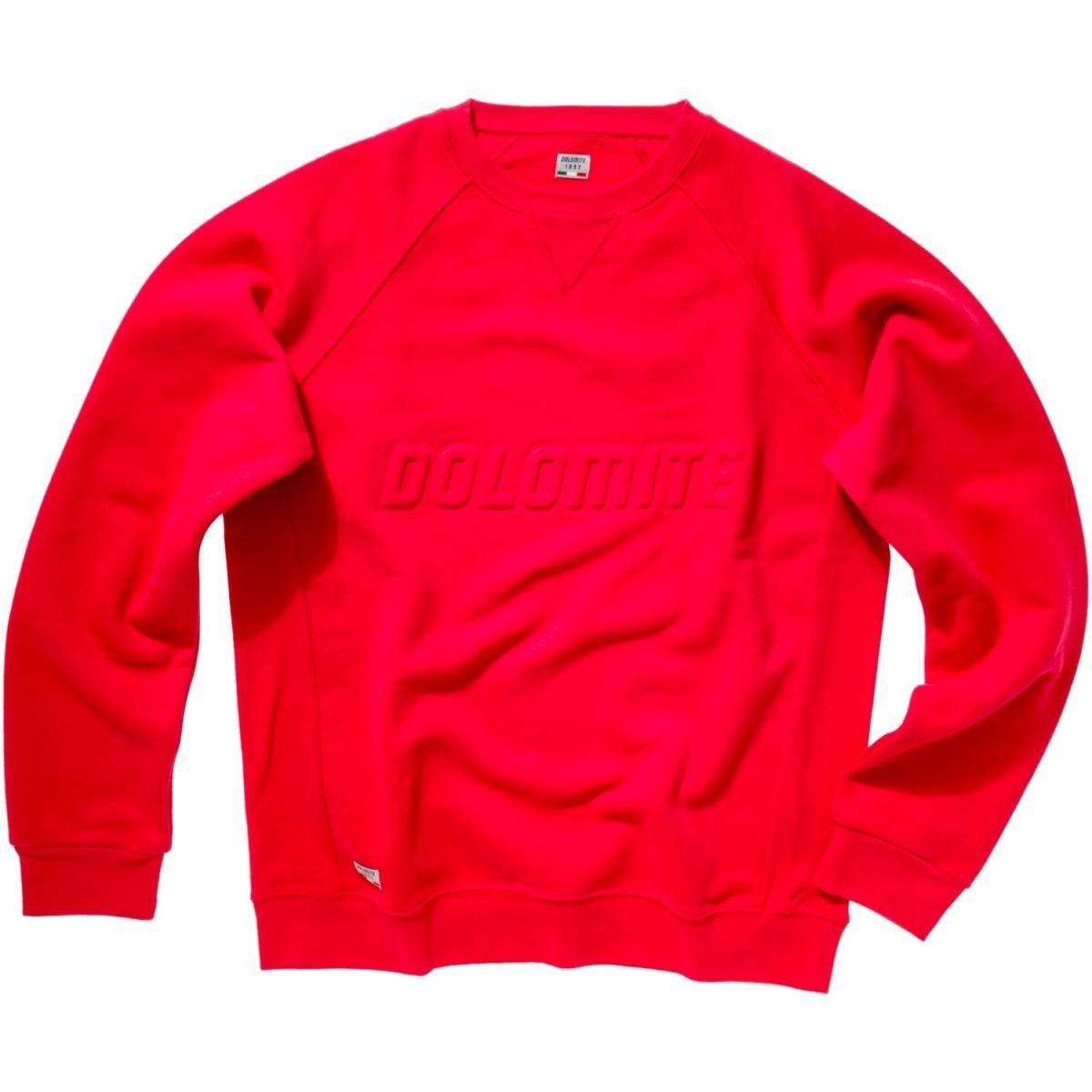 Доломит человек кожа свитера Джерси SESSANTA MS 2 красный|Толстовки и свитшоты| |